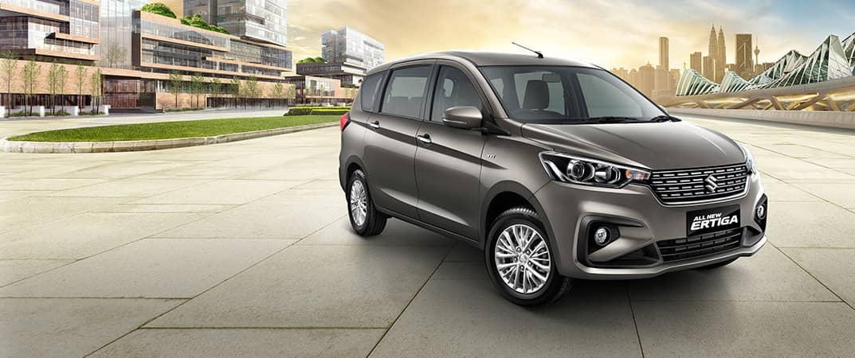 Harga Dan Spesifikasi Suzuki All New Ertiga Solo