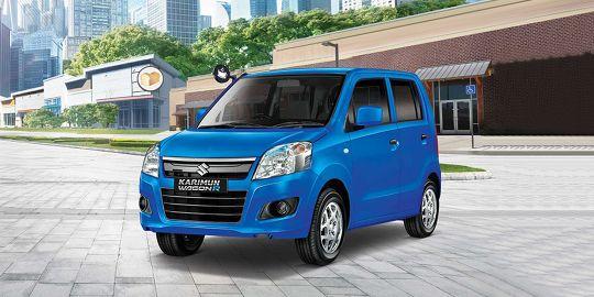 Harga Dan Spesifikasi Mobil Karimun Wagon R Solo