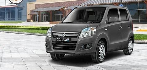 Mobil Wagon R Di Dealer Suzuki Solo
