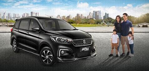 Mobil Ertiga Sport Di Dealer Suzuki Solo