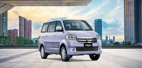 Mobil APV Arena Di Dealer Suzuki Solo