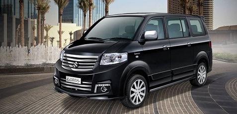 Mobil APV Luxury Di Dealer Suzuki Solo
