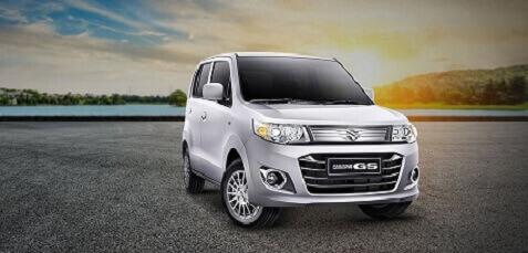 Mobil Wagon R GS Di Dealer Suzuki Solo