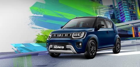 Mobil Ignis Di Dealer Suzuki Solo