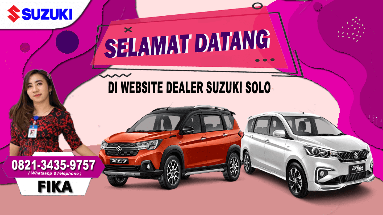 Dealer Mobil Suzuki Solo